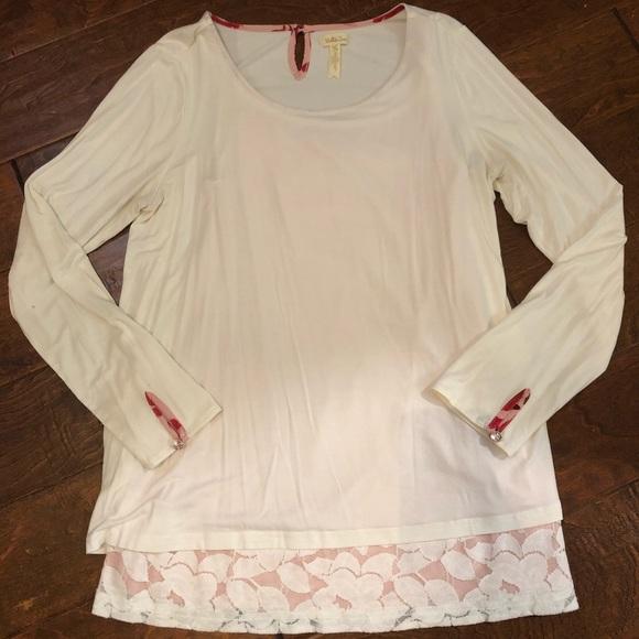 Matilda Jane Women's Long Sleeve Shirt